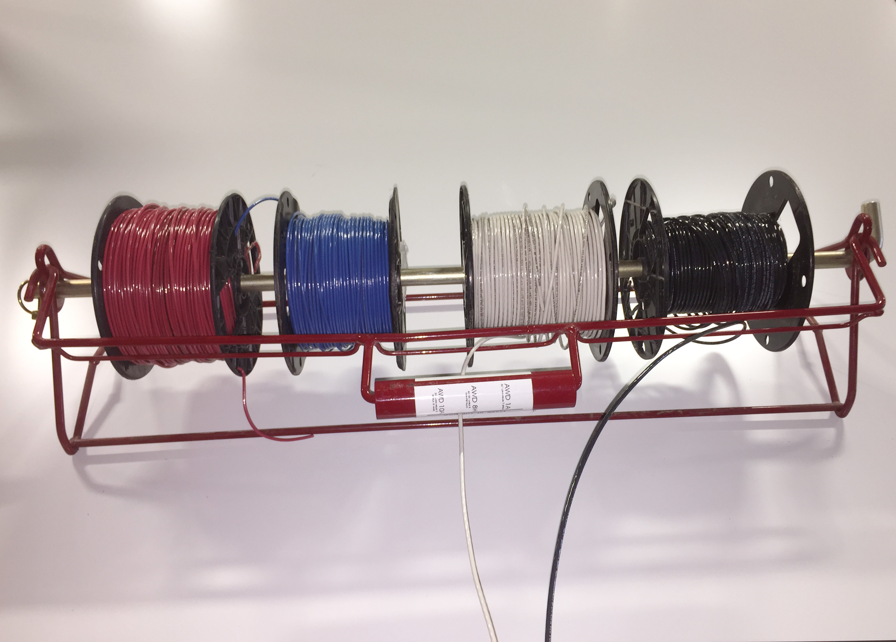 American Wire Kaddy 1a Tomlinson Manufacturing